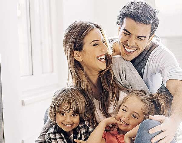 La familia debe tratarse con amor