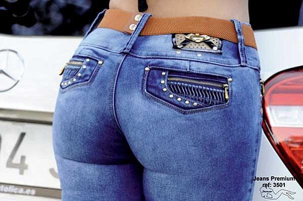 Jeans que debes elegir  según tu tipo de cuerpo