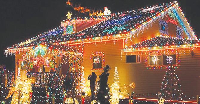 Las luces y las fiestas navideñas; no permitas que tus luminarias 'se oscurezcan'.