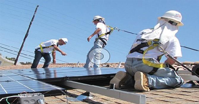 Casi el 50% de la energía adquirida por SDG&E proviene de fuentes renovables, afirman