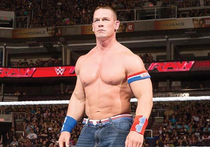 John Cena es demandado por Ford