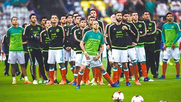Mundial Rusia 2018: México quedó en un grupo difícil