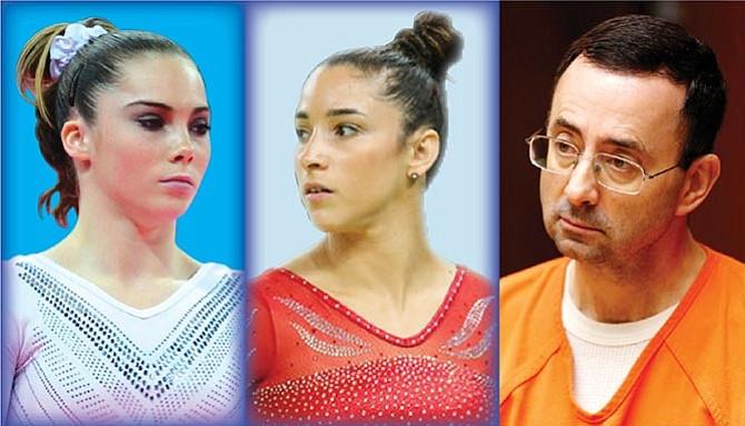 El infierno de las gimnastas estadounidenses de élite