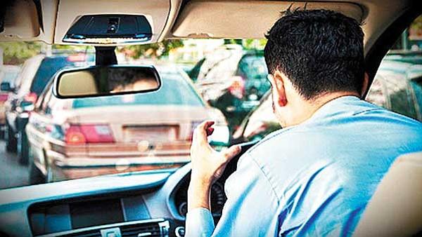 Seis señales que eres un peligro al volante