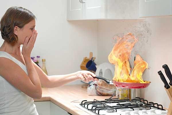 Las principales causas de incendio en el hogar