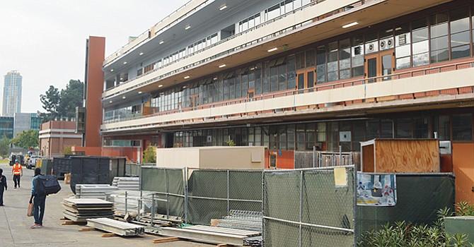 2017, año de construcción en San Diego City College y otros colegios comunitarios