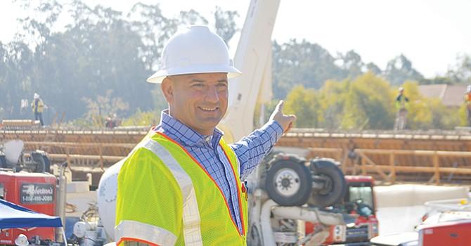Construyen nuevo Puente, buscan aliviar congestionamiento vial; estaría funcionado para 2019