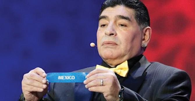 ¡Tiemblan por Sorteo! del Mundial 2018; México en 'Grupo de La Muerte'; aún de pasar primera ronda, enfrentaría a Brasil