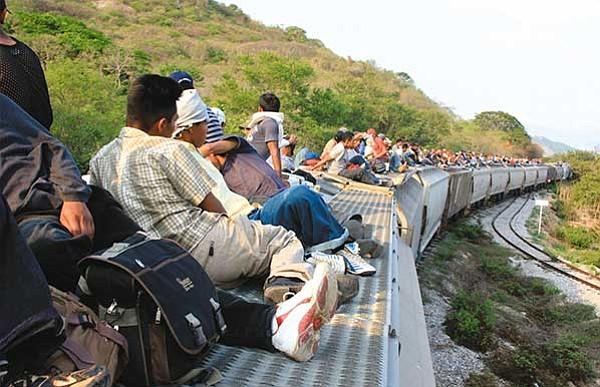 ¿Aumentó el flujo de migrantes de el Triángulo Norte?