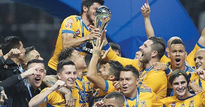 ¡Goles de extranjeros! los que se anotaron en la final del torneo de apertura de la Liga MX 2017