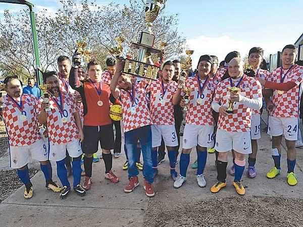 Los campeones 'Reales'  del Clausura 2017