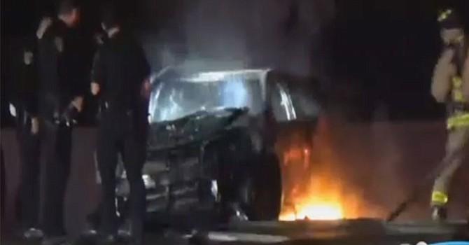 En apertura del 2018, choque automovilístico causa muerte de dos jóvenes; se cree que el responsable manejaba alcoholizado