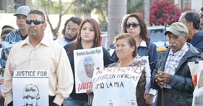 Falleció madre de Anastasio, María de la Luz Rojas reclamó en todos los foros y escenarios posibles, justicia para su hijo