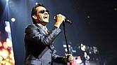 EN VIVO. El cantante puertorriqueño agradece la fidelidad de sus cientos de miles de seguidores latinos con una gira en la que sus canciones en español son las protagonistas de cada concierto.