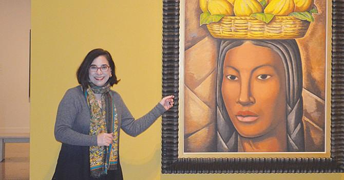 """""""Compartir y abrir puentes"""" de entendimiento con el público, el fin último del Museo de Arte de SD, afirma su directora"""