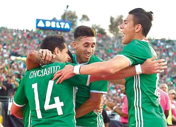 Amistosos de México empiezan este fin de mes