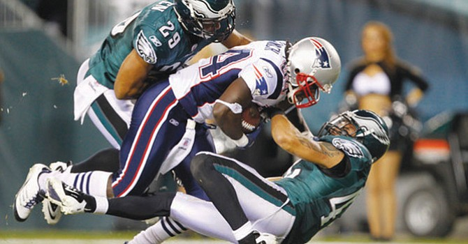 ¡Invitados Históricos! al Super Bowl, Patriotas de Nueva Inglaterra y las Águilas de Filadelfia