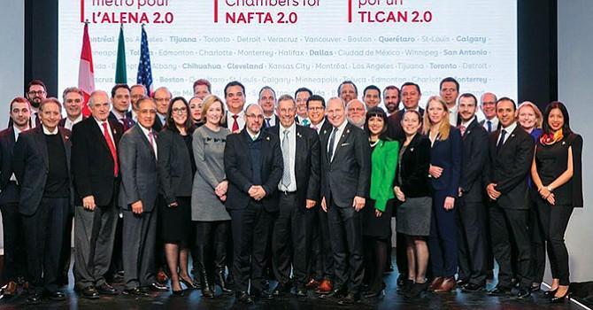 Cuestionan bajos salarios que se pagan en México, sindicatos canadienses y congresistas de EU, en capítulo laboral del TLCAN