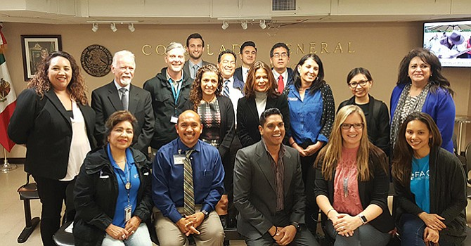 Estudian en México miles de estudiantes estadounidenses, revela el Distrito Escolar Unificado de San Diego