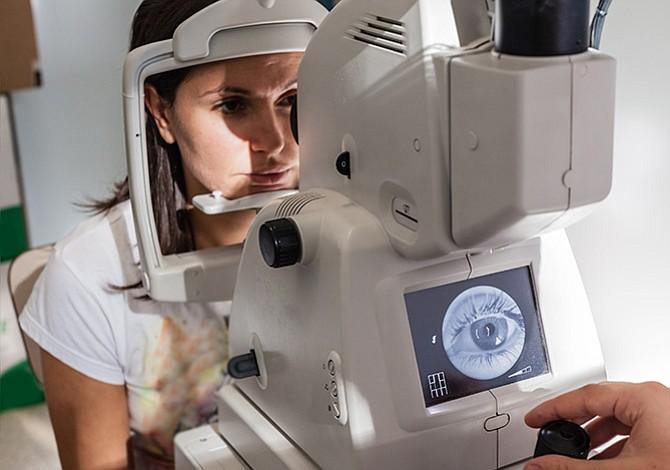 Cuidado con el desprendimiento de retina