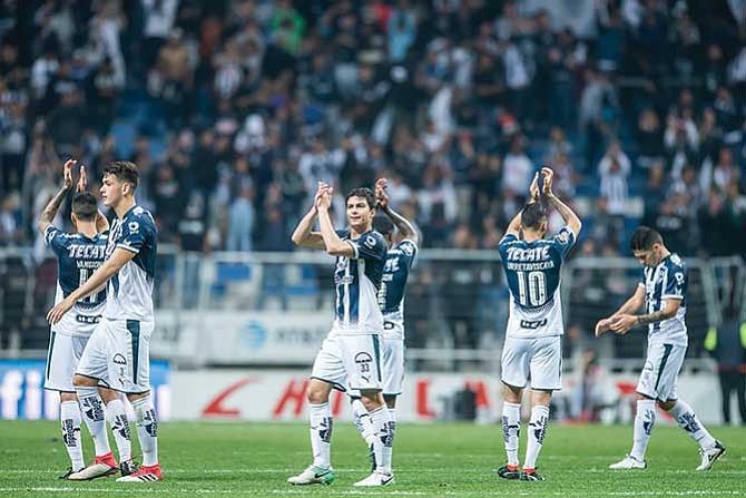 Clausura 2018: Monterrey trepó a la cima