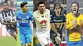 DE AFUERA. Son más de cien los jugadores extranjeros que ocupan puestos titulares en los equipos mexicanos de la Primera División.