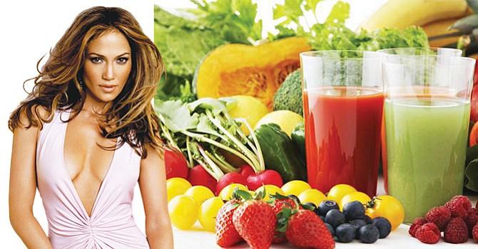 Licuado de JLo, la popular actriz comparte una de sus recetas milagrosas para mantener su cuerpo en forma
