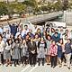 Personal de San Diego Workforce Parnership que ha trabajado en beneficio de dicha organización local. Foto-Cortesía.