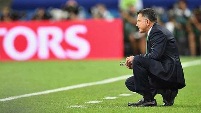 Osorio no es feliz en México