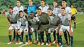 primeros. Santos le ganó, como visitante, al Necaxa por 2 a 1.