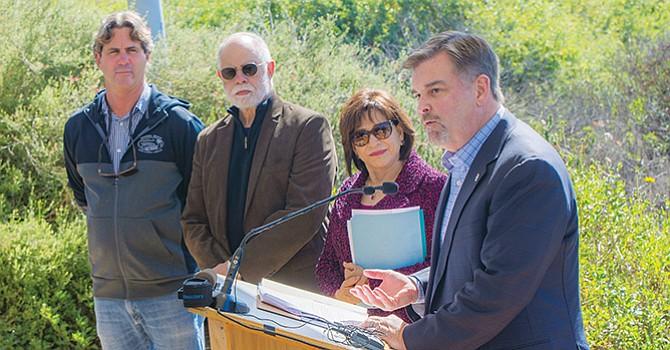 Añejo conflicto, puerto de SD y los alcaldes de Imperial Beach y Chula Vista anuncian demanda internacional