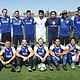 Integrantes del equipo local San Diego Premier Soccer Pros, SDSP, forma ya parte de Liga United Premier Soccer League UPSL), en Tercera División. Foto-Cortesía.