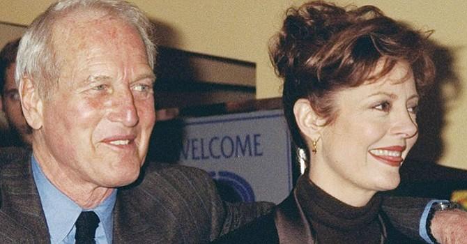 Igualdad en el cine; el gesto más noble de Paul Newman: renunció a parte de su sueldo para que Susan Sarandon ganara lo mismo
