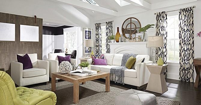 Actualice su hogar y cree en ella un ambiente fresco y acogedor en esta primavera