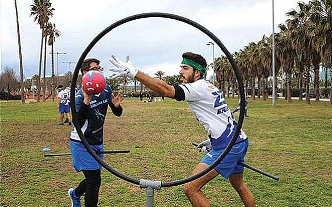Copa de Quidditch en Round Rock
