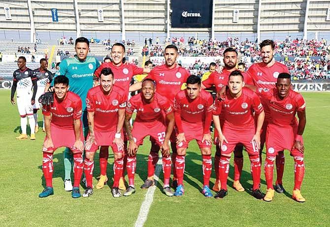 Clausura 2018: Toluca líder