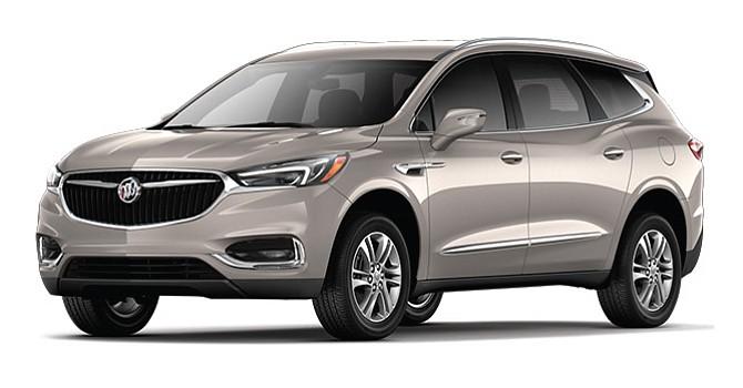 Buick Enclave Avenir del 2018, lujo interior y confort en el andar