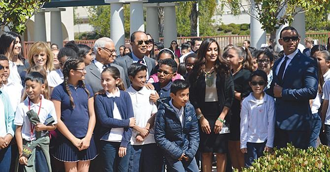Premian escuelas locales, 3 de Chula Vista y 1 de San Ysidro por logros en contenido académico, excepcionales