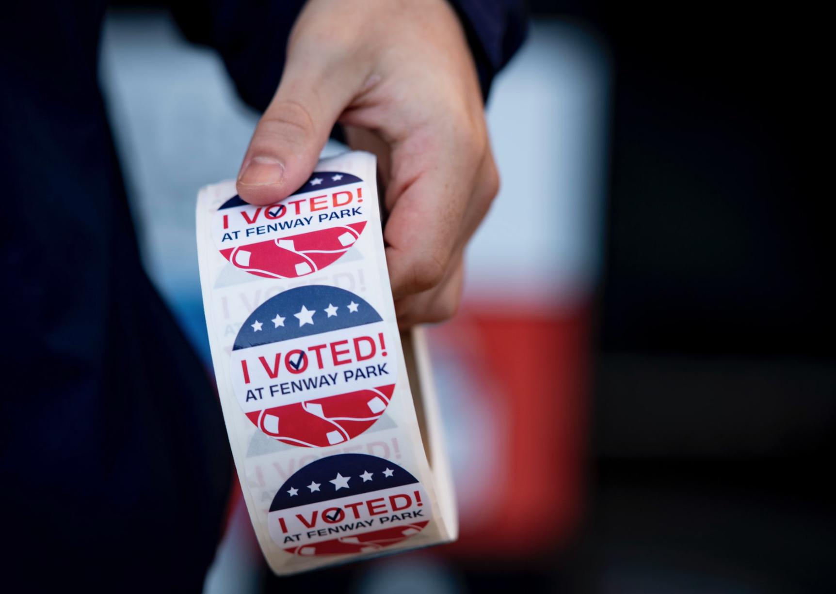 Las urnas en Boston estarán abiertas de 7 am a 8 pm el día de las elecciones.