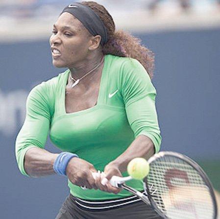 Mejora la tenista Serena Williams
