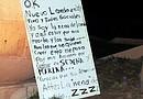 El mensaje es macabro y está firmado al final con la letra Z, en relación al grupo del crimen organizado los Zeta.
