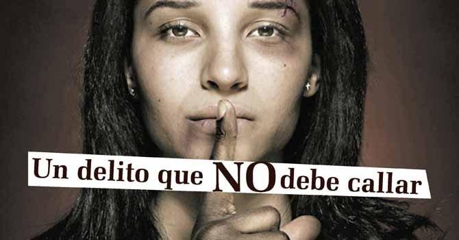 Contra la violencia doméstica