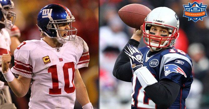 Giants vs Patriots: La revancha del Superbowl