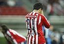 Las Chivas ligan tres derrotas y son últimas generales luego de once años