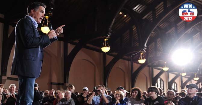 Por fin Romney da a conocer sus impuestos