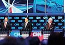 Los candidatos presidenciales republicanos Rick Santorum , Mitt Romney , Newt Gingrich y Ron Paul tendrán una dura prueba en las primarias del estado de Florida este 31 de enero