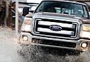 """La """"Súper Duty"""" F-250 Lariat de Ford  sirve bien para el trabajo pesado con carga máxima con las exigencias de hoy como también para el mediano empresario que busca adentrase en terrenos """"off road"""" sin perder comodidad"""