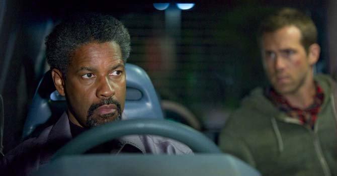 En la nueva película de Denzel Washington nadie está a salvo