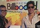 El dúo de reggaetón venezolano Chino y Nacho dan la batalla en premios Billboard