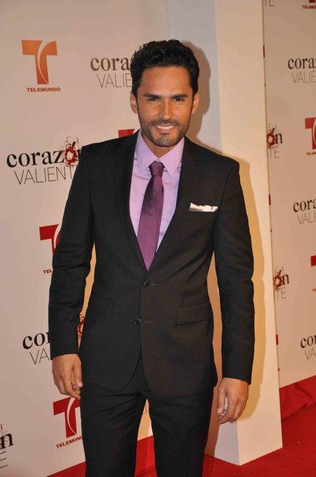 """Desde Colombia llega el galán Fabián Ríos a prestar su talento para el personaje de """"Willy del Castillo"""""""